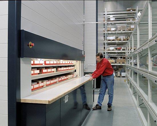 Westermair Lagertechnik Innenausbau Betriebseinrichtungen